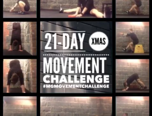 21-Day Christmas Movement Challenge! #MGMOVEMENTCHALLENGE
