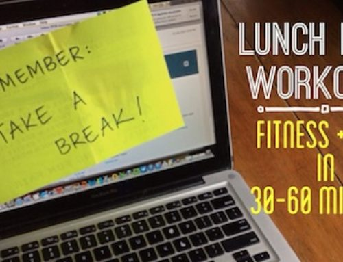 5 Reasons Why You Need to MOVE On Your Lunch Break – By Michael Grogan